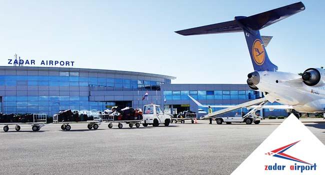 Flughafen Zadar Zemunik - Flughafen
