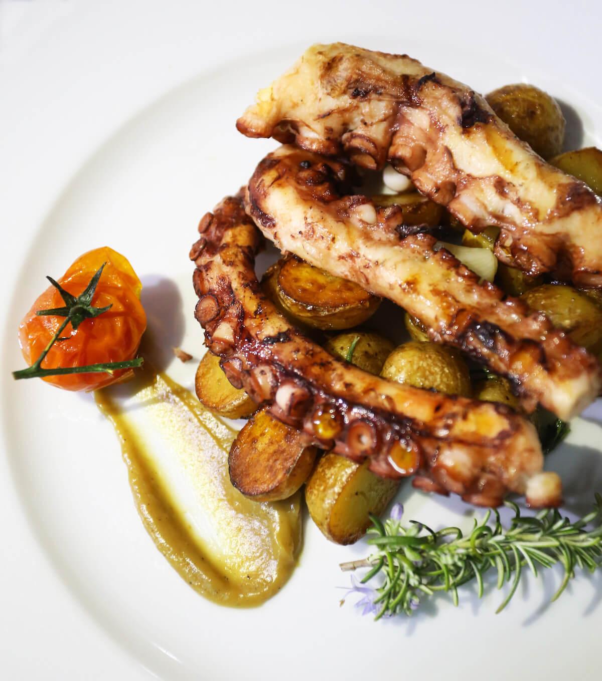 Gastro - Restaurant Olive Garden Sutomišćica - Ugljan Pašman